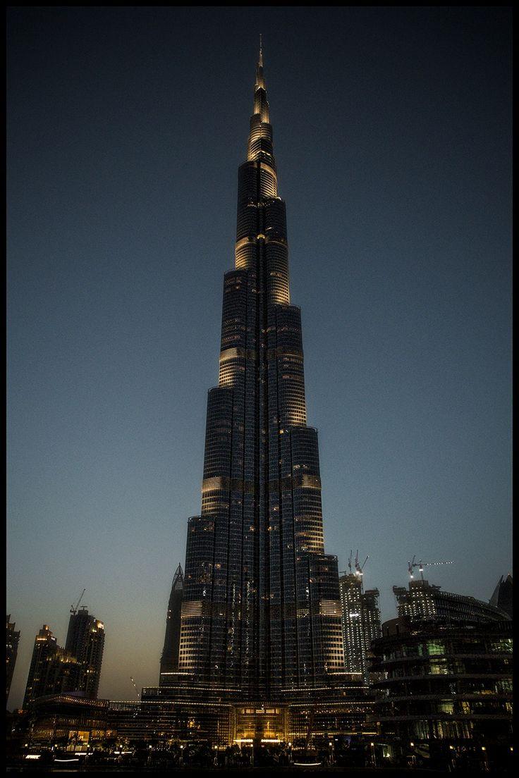 Burj Khalifa - null