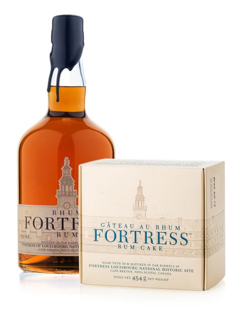 Fortress™ Rum cake