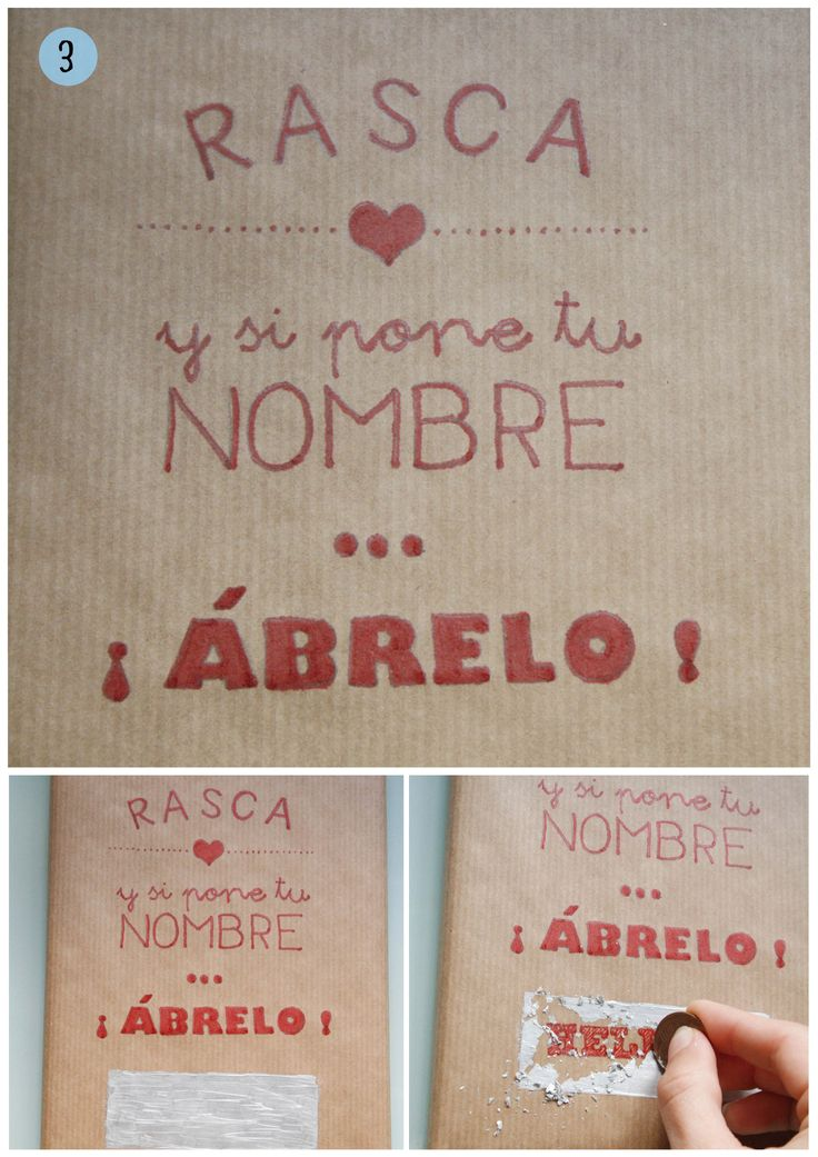 M s de 25 ideas incre bles sobre regalos en pinterest - Ideas para regalar a los padres ...