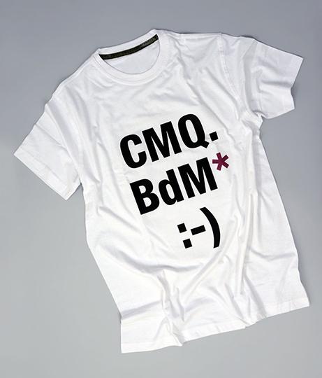 CMQ. BDM - T-shirt