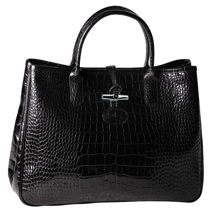 Roseau longchamp - sac à main  280€