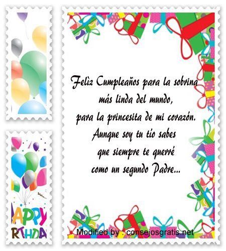 poemas de feliz cumpleaños para enviar,textos de feliz cumpleaños para enviar: http://www.consejosgratis.net/las-mejores-frases-de-cumpleanos-para-una-sobrina/