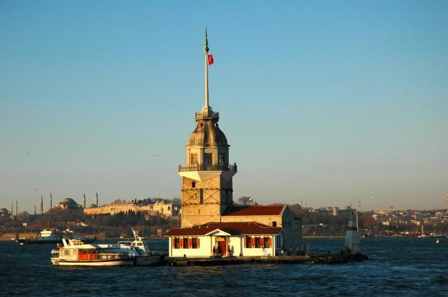 Kız Kulesi https://gezimanya.com/turkiye/istanbulda-gezilecek-yerler