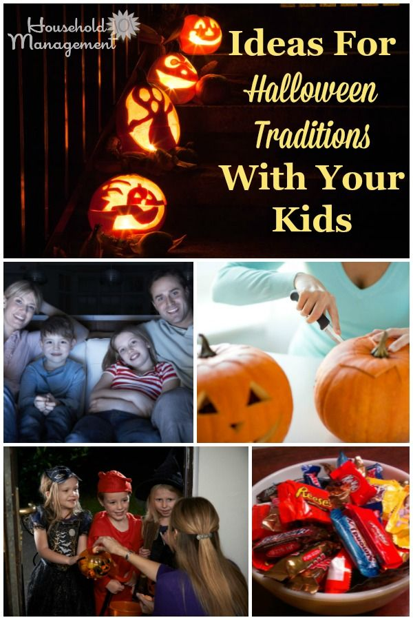 Halloween Party Traditions.Ideas For Halloween Traditions With Your Kids Halloween Traditions Halloween Family Halloween