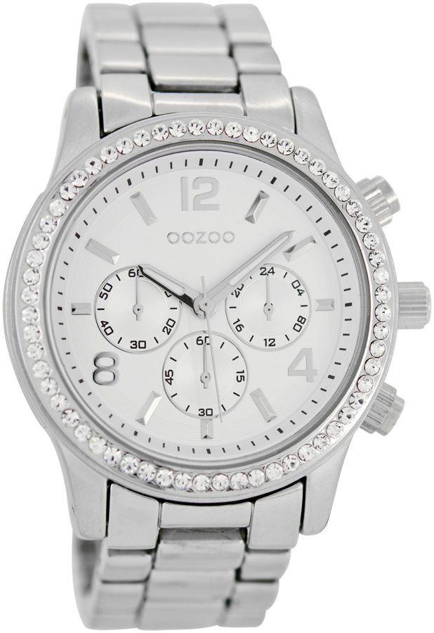 Oozoo Design Uhr Metallband Strass 40mm verschiedene Farben | eBay