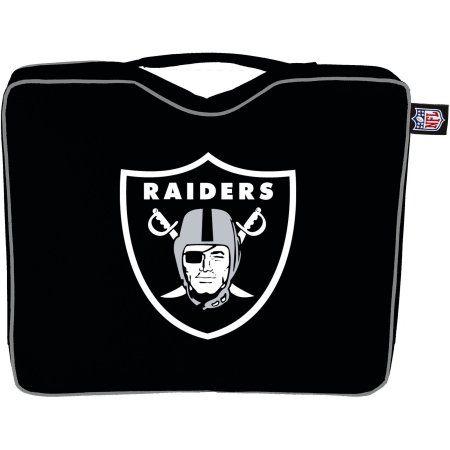 Rawlings NFL Bleacher Cushion Oakland Raiders, Multicolor