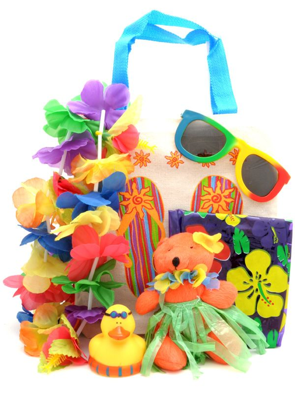 Sunny Delight Goody Bags Tween Teen Girls Ideas Goodie