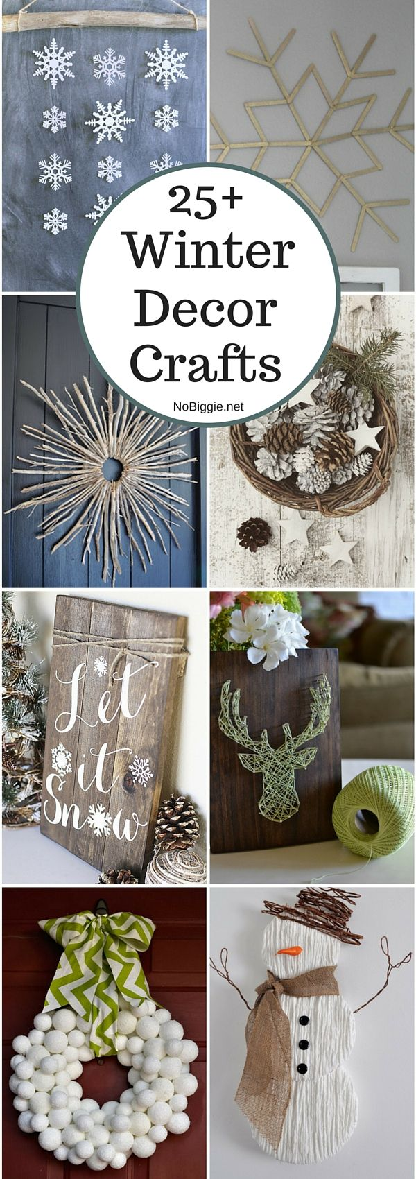 Best ideas about january crafts on pinterest winter