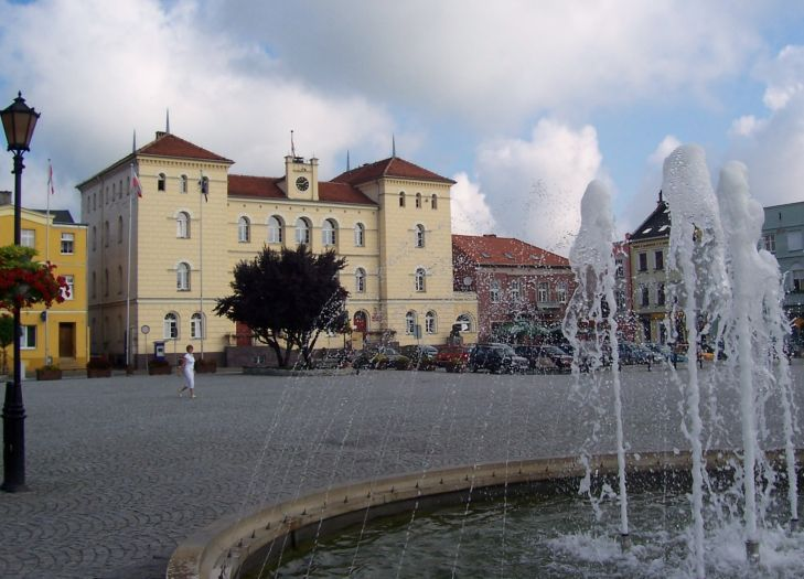 Śrem, my hometown