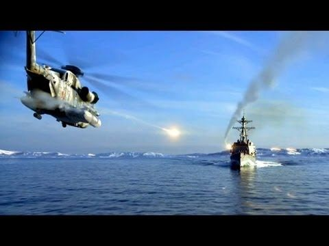 """VERY SIMILAR TO THE MOVIE """"VIRUS"""" FROM THE EARLY 1980'S, BUT STILL LOOKS GREAT!  Michael Bay's THE LAST SHIP Series Trailer - YouTube"""