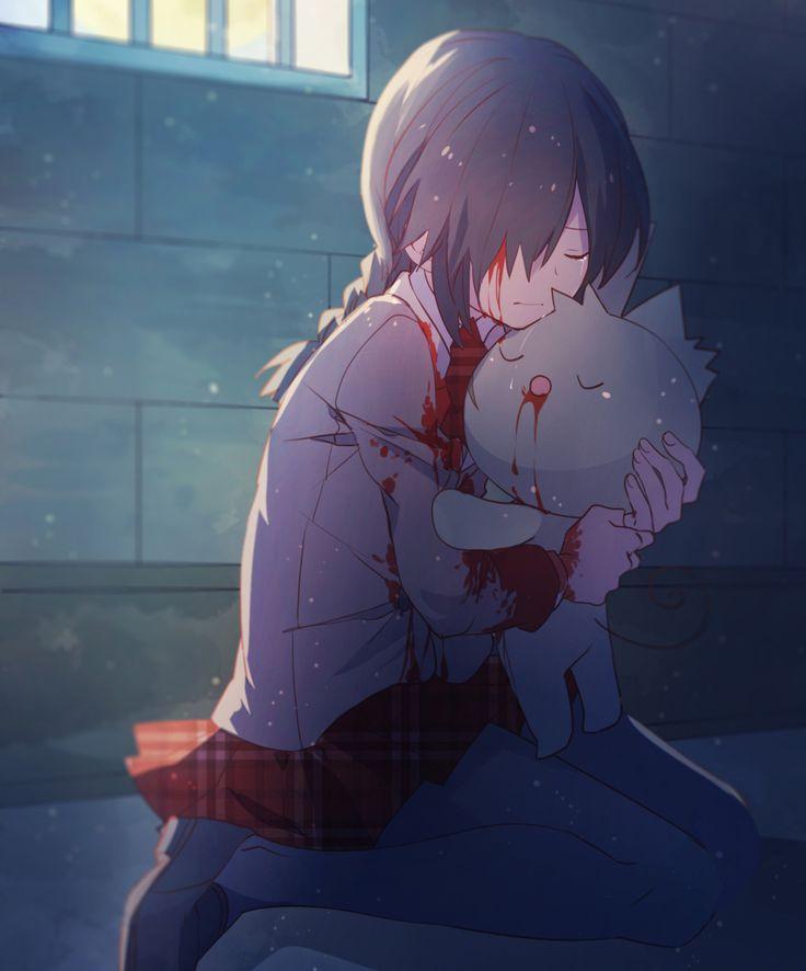 Yonaka and Defect Mogeko- I was so upset when he died
