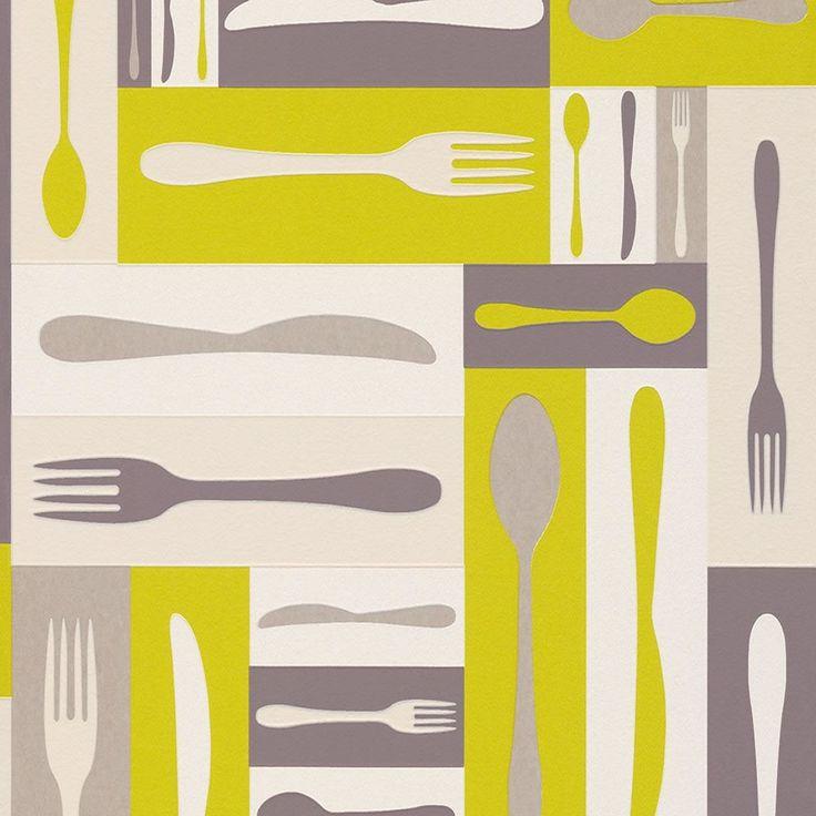 Cucina verde Wallpaper - foto 3