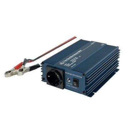Invertor de tensiune HQ HQ-PURE300-12, 12V-230V, 300W