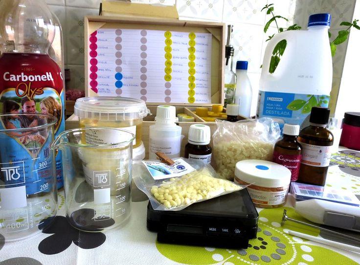 Come realizzare una crema fai da te - la teoria - EdenStyleMagazine.it - Cosmetici fai da te e creatività