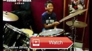 Fadhlan Maroon Sugar Drum Cover  Kreasi perform muridmurid les musik Rumah Musik Desan Video ini berisikan para pemula yang berkreasi dengan kemampu