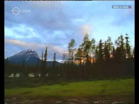 A Sziklás-hegység, utazás a jégkorszakba - Kanada