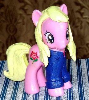My little pony rose tyler - photo#7