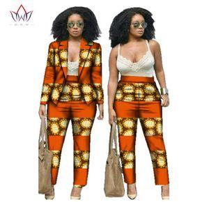 Gyiqaevian African Print Two Piece Set