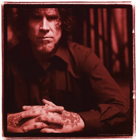 Mark Lanegan - rock veteran with voice from the depths