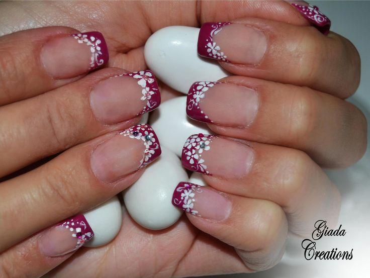 ricostruzione gel ... nail art