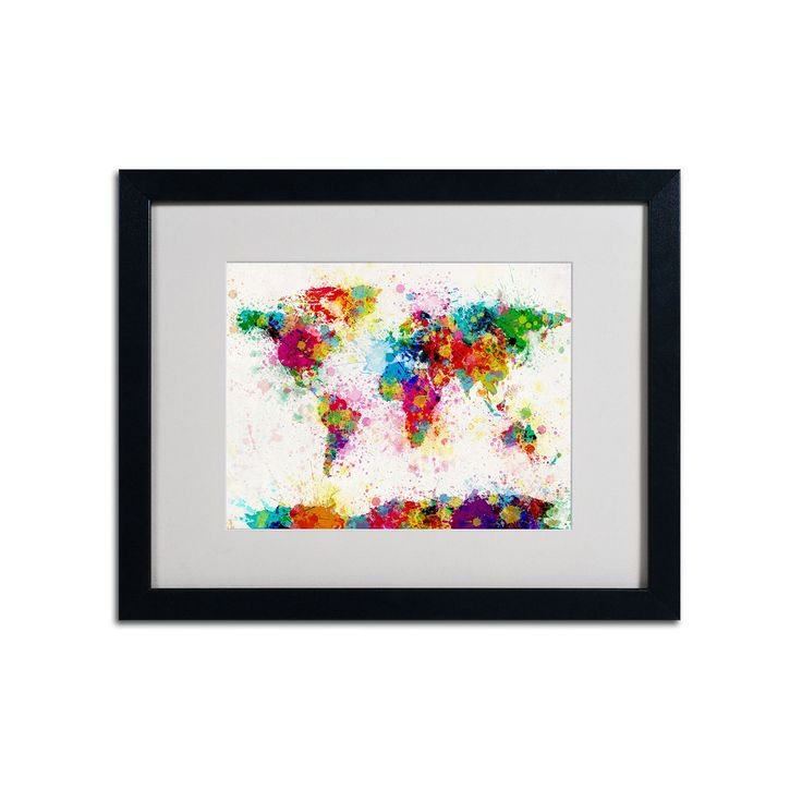 Best 25 Framed World Map ideas on Pinterest Travel decorations Travel dec