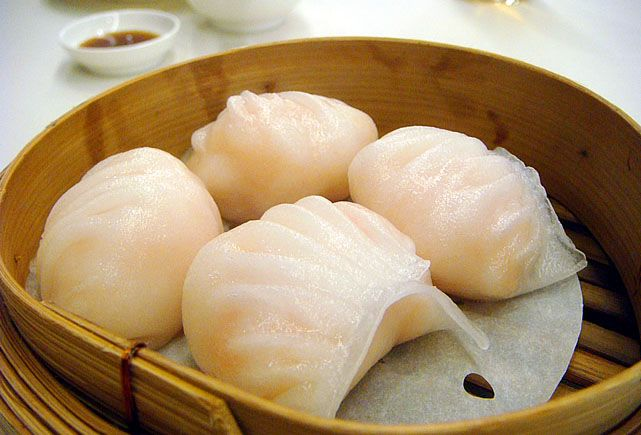 Dim Sum. Steamed Shrimp balls. OMG these are so great, now I can make them :)