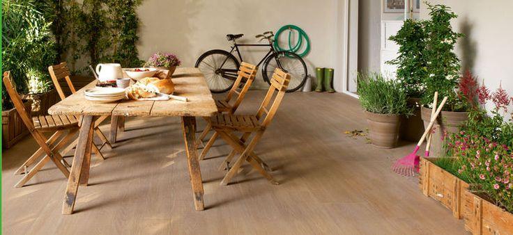 Treverk Outdoor - gres fine porcellanato effetto legno per esterno