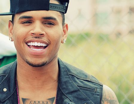 Chris Brown, my man..