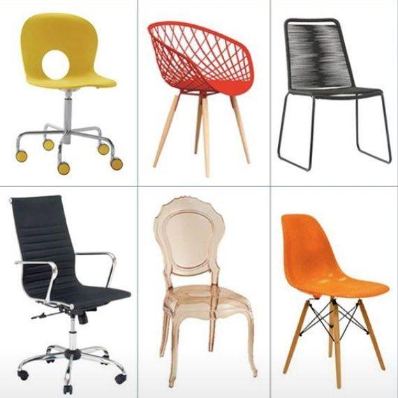 Conoces nuestra tienda de Alonso de Córdova 3026? Ven a Sur Diseño y conoce nuestra variedad de #sillas! #diseño #colores #deco  #MueblesSur #SurDiseño