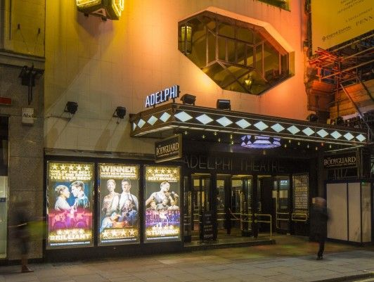 Adelphi Theatre, Covent Garden
