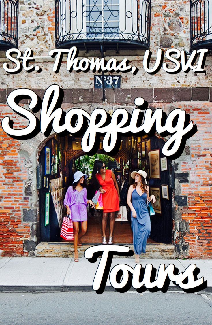 A Localu0027s Guide to St Thomas Shopping