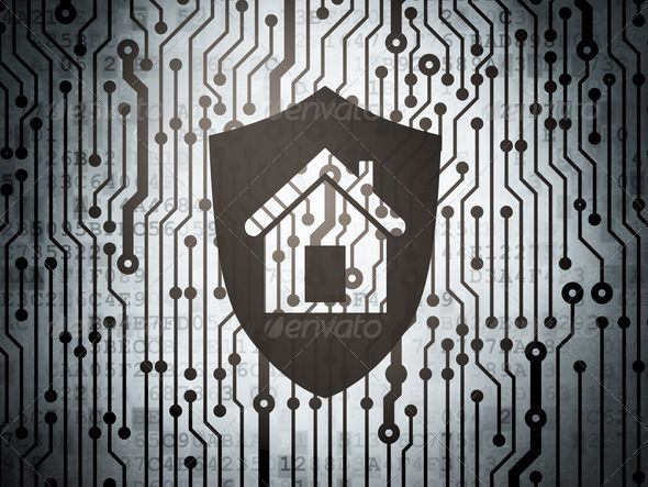 Protection concept: circuit board with Shield ...  3d, access, attack, black, board, business, care, chip, circuit, circuit board background, code, computer, concept, crack, crime, data, defend, denied, digital, electric, encryption, finance, granted, grayscale, hack, home, house, icon, information, line, login, password, pin, policy, privacy, protect, protection, safe, safety, secrecy, secure, security, shield, symbol, system, tech, technology, web, white