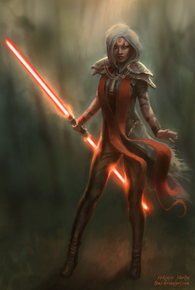 Female Sith by DM7.deviantart.com on @deviantART