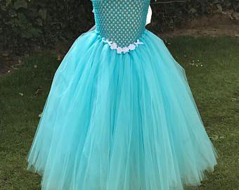 Vestido inspirado en Cenicienta