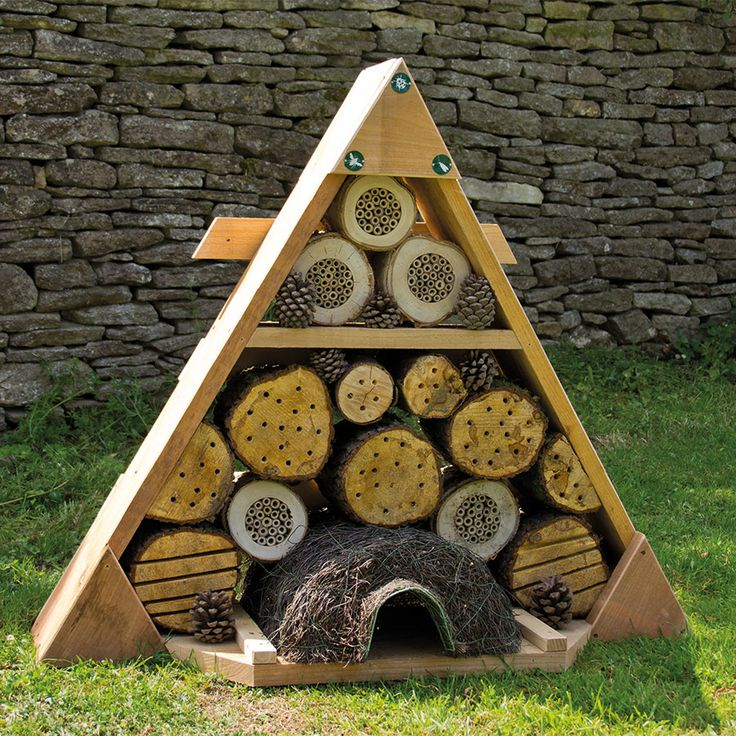 a fantastic addition to any school wildlife garden this giant habitat stands at a