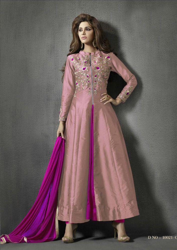 Salwar suit Indian Bollywood Pakistani Designer new designs Anarkali party Dress | eBay