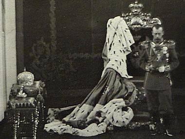 Nicholas Abolishes Duma 1906