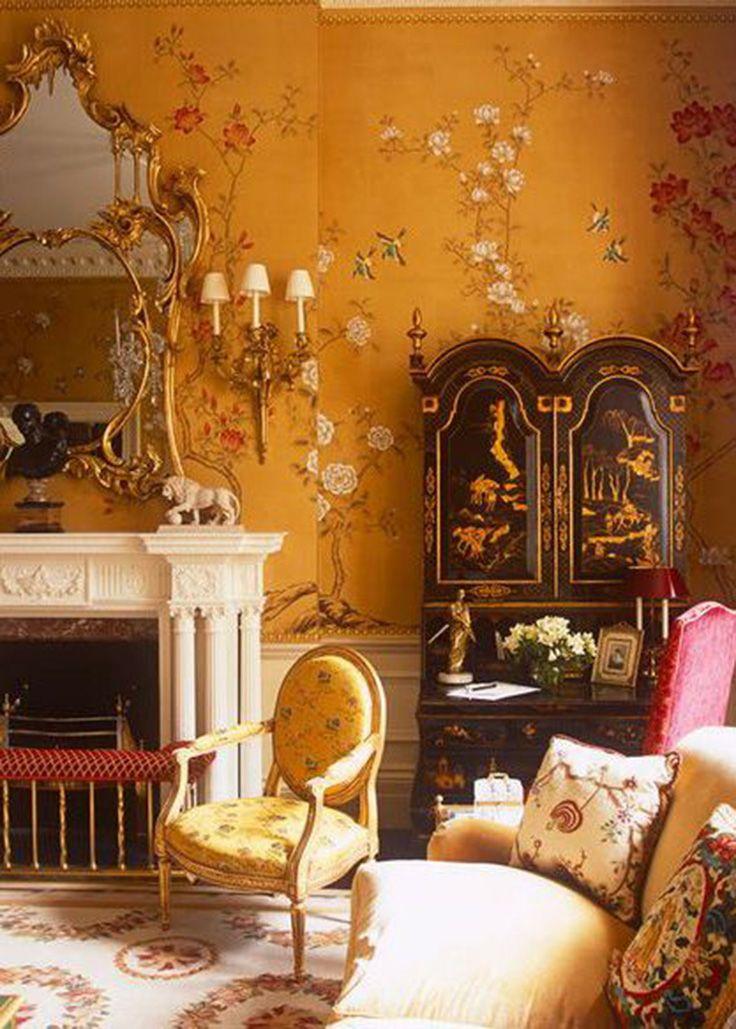 Alidad Drawing Room - #Tuscan #Home #Design - Find More Decor Ideas at:  http://www.IrvineHomeBlog.com/HomeDecor/  ༺༺  ℭƘ ༻༻   and Pinterest Boards    - Christina Khandan - Irvine, California