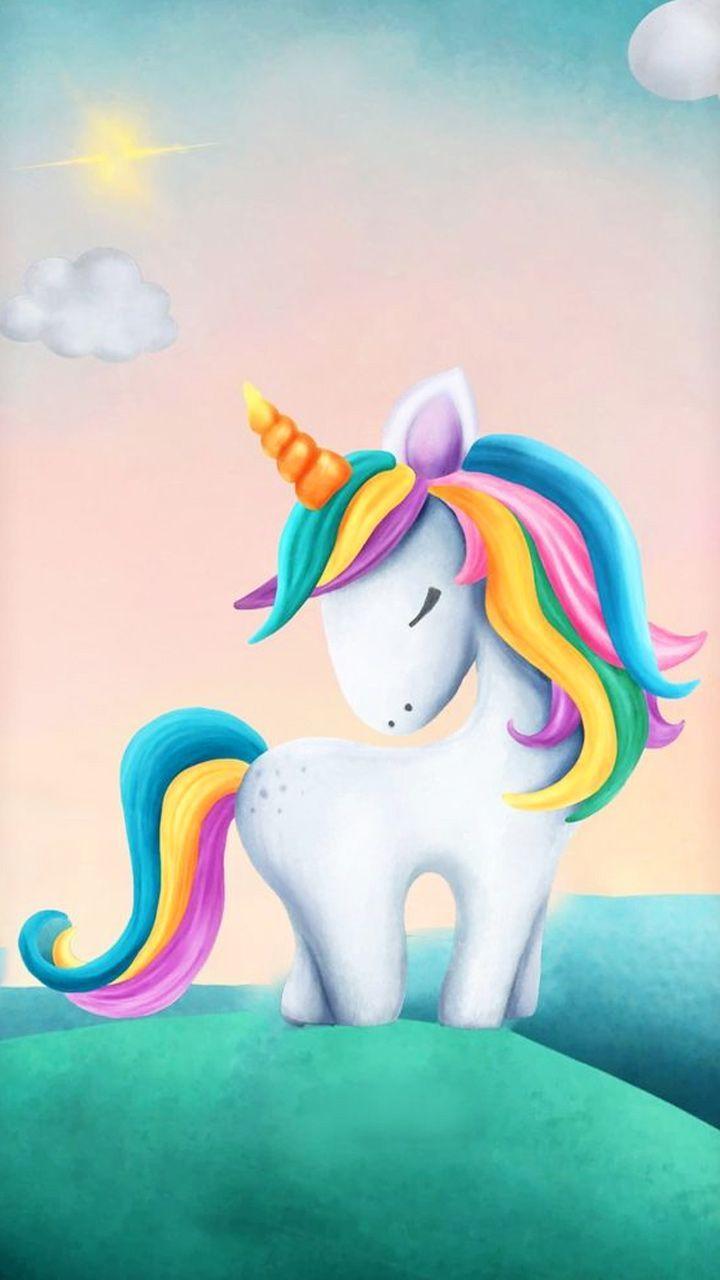 Unicorn Gouache Illustrations Procreate Ipad Art Ipad Art