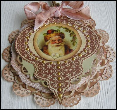 piabau: vintage julepynt
