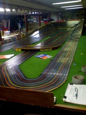You Built What?!?!?   SlotCarCentral
