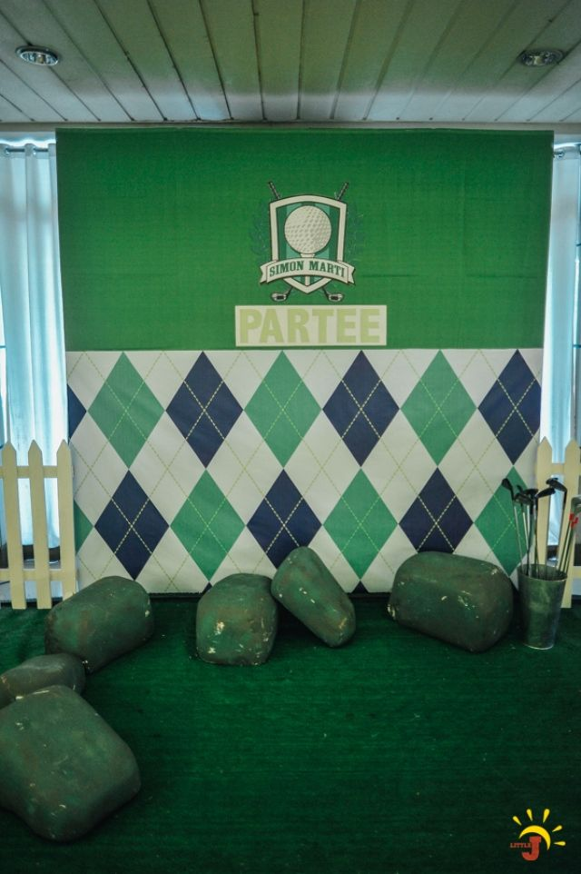 Best 25 golf party decorations ideas on pinterest us for Golf decoration ideas