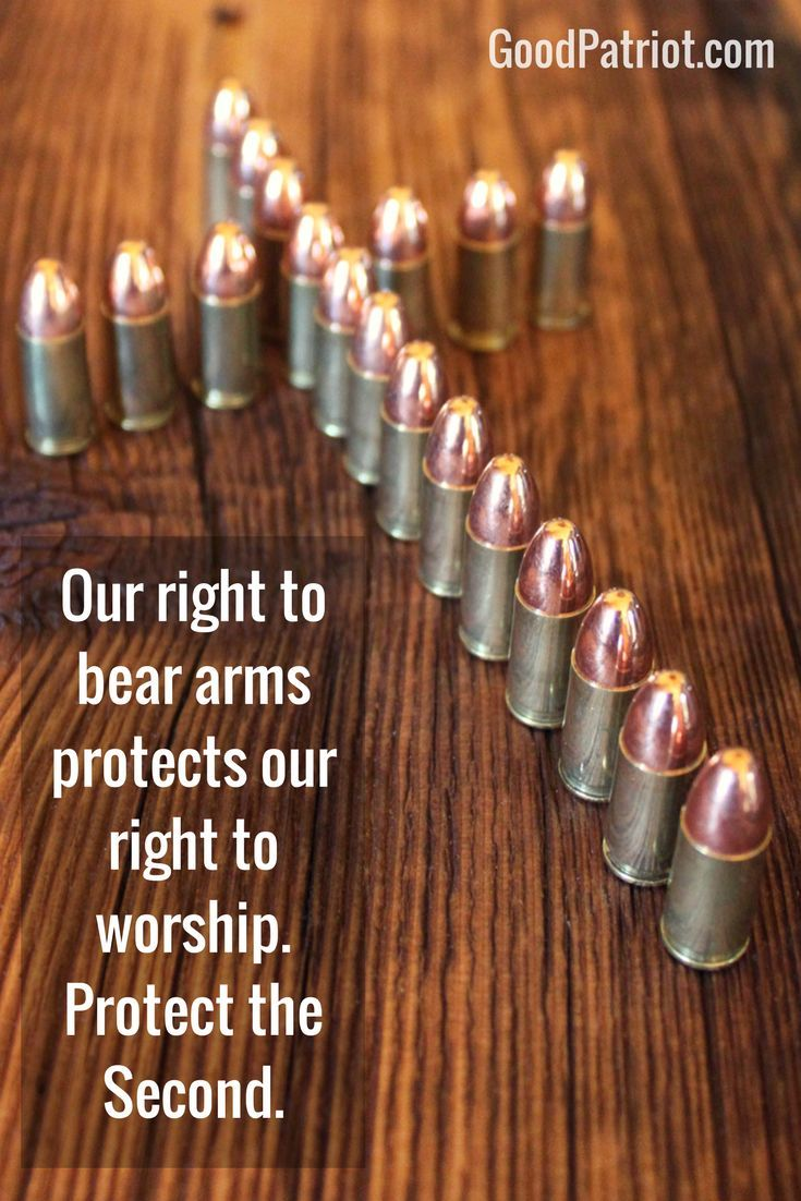 pros and cons on the right to bear arms 2012-8-14  is it sensible to allow citizens 'the right to bear arms' with little more than a cursory background check does an armed populace.