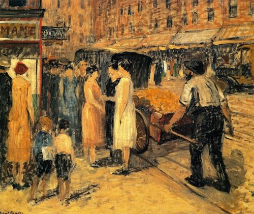 Lower East Side by Robert Spencer