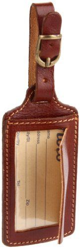 New Trending Luggage: Floto Leather Luggage Tag,Vecchio Brown,one size. Floto Leather Luggage Tag,Vecchio Brown,one size   Special Offer: $19.00      222 Reviews Purchase a matching luggage tag for your favorite floto bag. handmade with the same italian calf-skin used in our borsa collection. luggage tags come in seven matching colors – vecchio brown,...