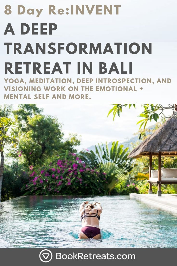 Time For A Change Ready For A New Season Of Your Life More Connected With More Inner Space Joins Us For This Luxuri Yoga Retreat Bali Yoga Retreat Bali Yoga