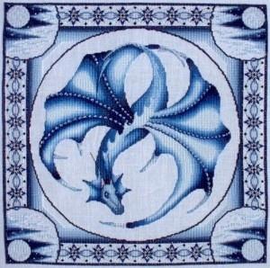 dragon cross stitch patterns - Bing Images