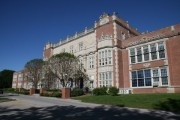 Roosevelt High School, Des Moines, Iowa this is where I graduated from High School - way back when !!!!!