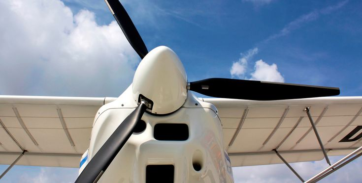 60 Min. Flugzeug selber fliegen Rottweil #Himmel #Geschenk #Heimat