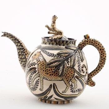 Ardmore Ceramic Art tea pot